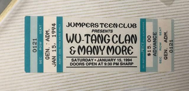 Did Wu-Tang Clan play in Lansdale, PA?