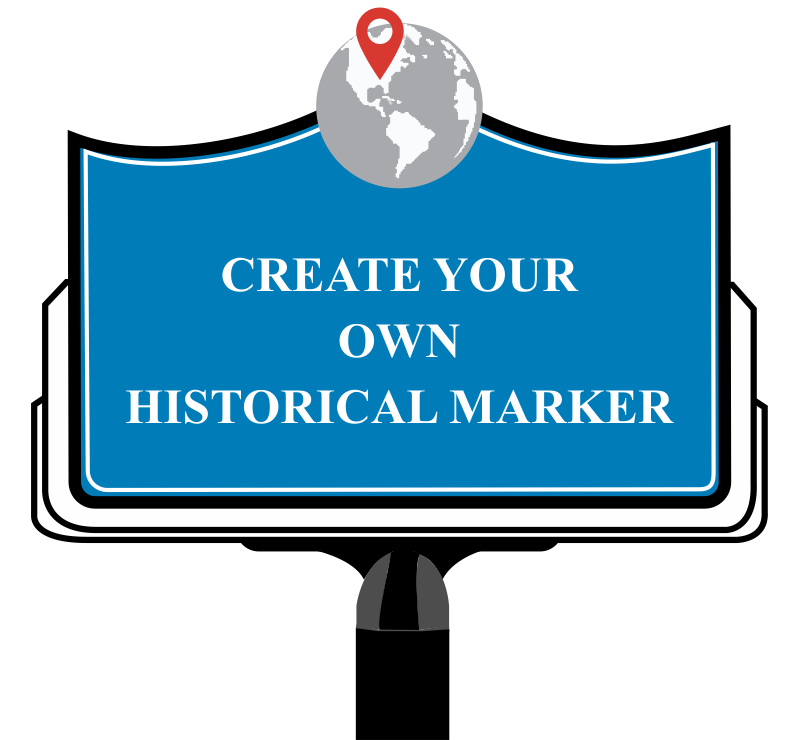 create your historical markers